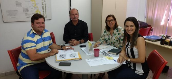 Agendamento apoio jurídico-institucional aos municípios