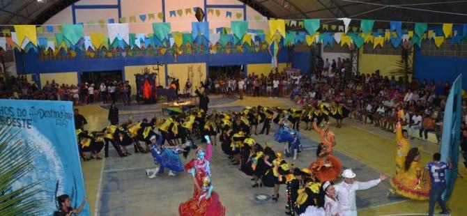 3ª Edição do Festival Municipal de Quadrilhas