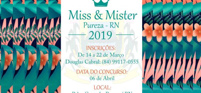 Miss & Mister Pureza 2019