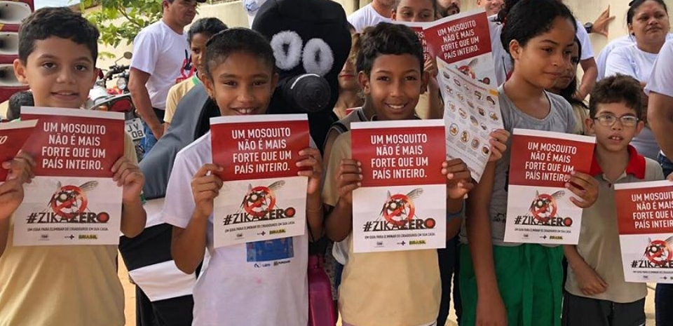 """Prefeitura realiza """"Ação de combate à dengue"""" em nova descoberta."""