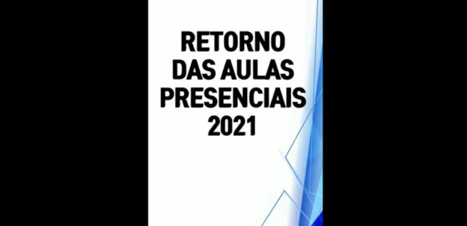 Retorno das aulas presenciais da Escola Municipal Maria do Livramento em Bebida Velha – Pureza/ RN